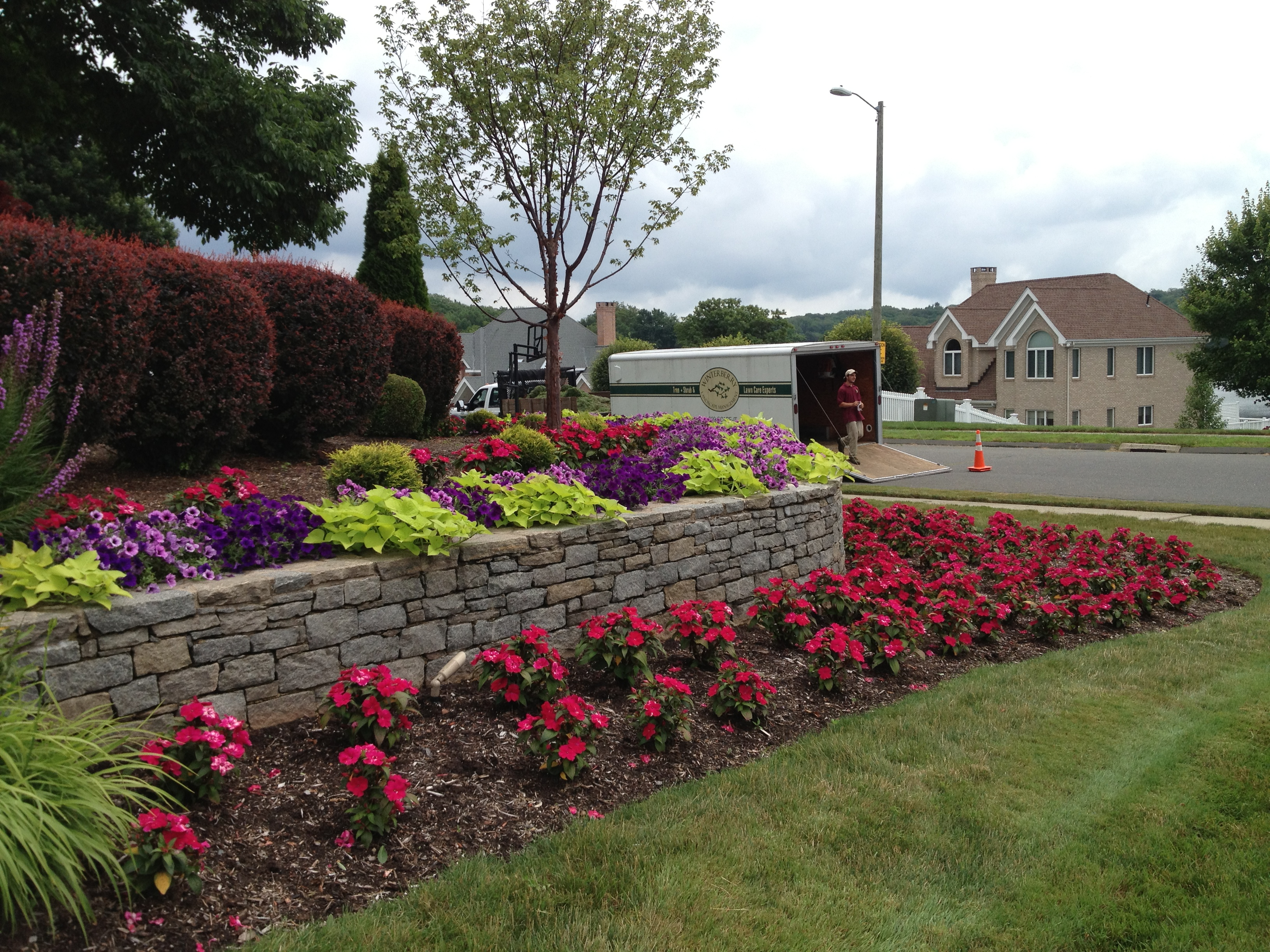 ... Landscape And Garden Center. We Provide Premium Lawn Care, Customized  Fertilization Programs And Athletic Field Maintenance Services In  Southington, ...