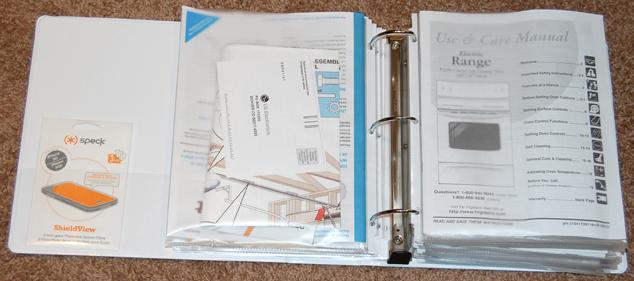 manual binder